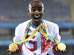 Mo Farah Insists He Is A Clean Athlete
