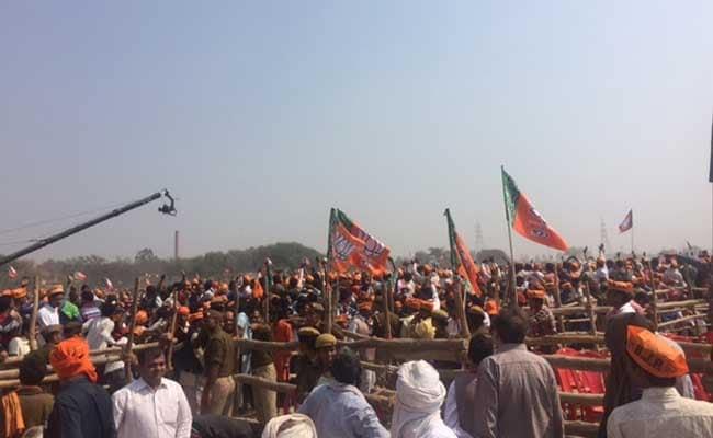 ...जब प्रधानमंत्री मोदी ने पूछा - मेरी रक्षा कौन करेगा? भीड़ बोली - हम करेंगे, हम करेंगे