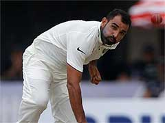 Mohammed Shami Eyeing Comeback Into India's Test Fold