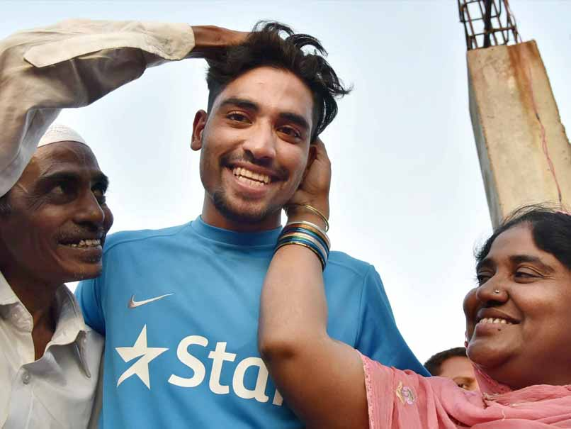 IPL Auction 2017: Mohammed Siraj's Journey From Rs. 500 to Rs. 2.6 Crore