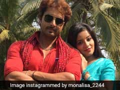 बिग बॉस के घर में शादी करने वाले मोनालीसा और विक्रांत करेंगे भोजपुरी फिल्म 'जय श्री राम'