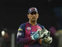 MS Dhoni Removed As Rising Pune Supergiants Captain For IPL 2017, Steve Smith Takes Over