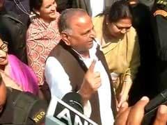 यूपी ने मोदी को नहीं, सपा को गोद लिया है, अखिलेश फिर बनेंगे मुख्यमंत्री : मुलायम सिंह यादव