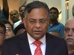 Tata Global Beverages Appoint N Chandrasekaran As Chairman
