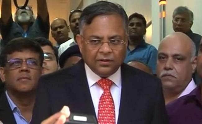 Tata Global Beverages Appoint N Chandrasekaran As Chairman