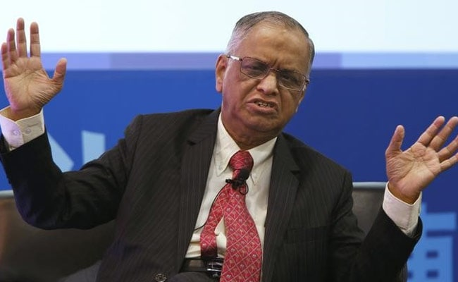 Not Fair To Send Young Recruits Home, Take Pay Cuts: Narayana Murthy