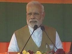 फतेहपुर में PM नरेंद्र मोदी :  ईद, होली का हवाला देकर अखिलेश पर लगाया 'भेदभाव' का आरोप