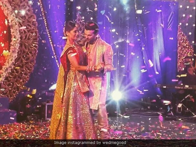 Neil Nitin Mukesh And Rukmini Sahay's Sangeet In Pics And Videos