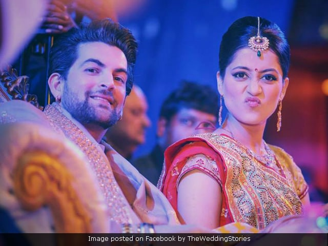 ICYMI: Neil Nitin Mukesh And Rukmini Sahay's Super Lavish Wedding Ceremonies