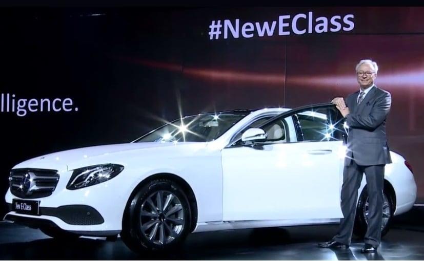 new 2017 mercedes benz e class
