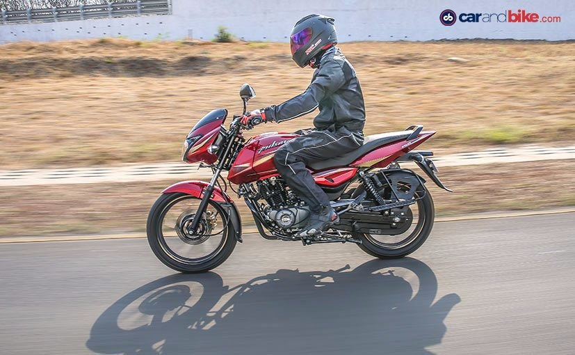 New Bajaj Pulsar 150 Profile