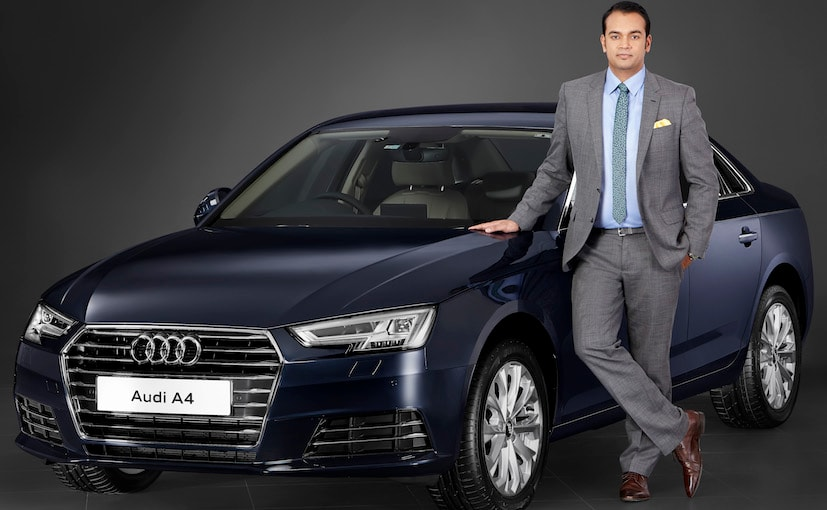 New Generation Audi A4 Diesel Launched In India At ₹ 40.20 Lakh