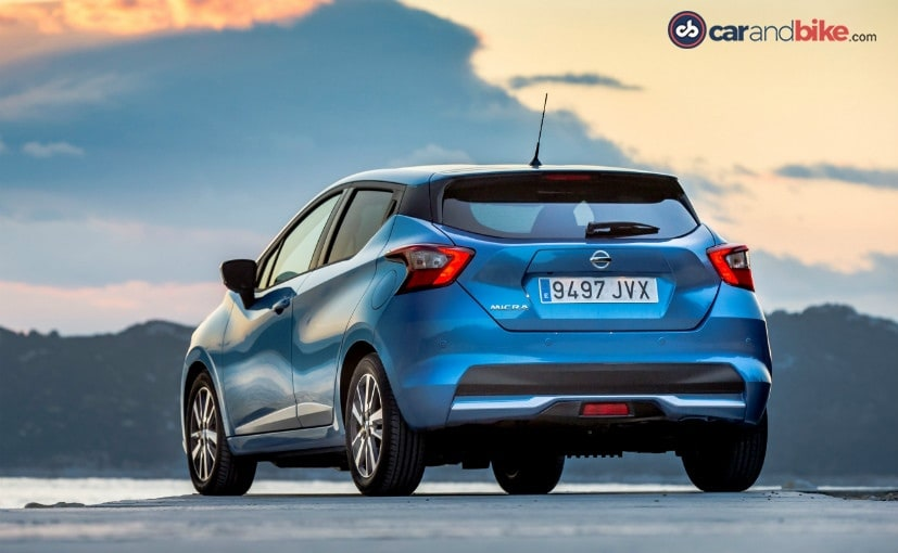 new generation nissan micra review