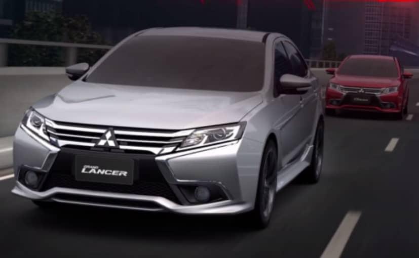 The Mitsubishi Lancer Returns In China In A New Avatar - NDTV CarAndBike