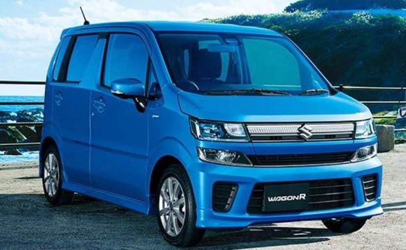 new suzuki wagonr front
