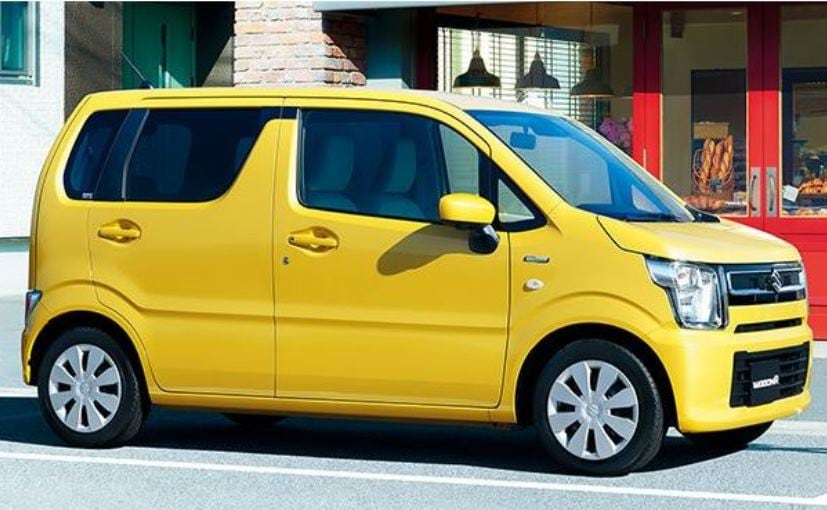 new generation suzuki wagonr and stingray unveiled in japan   ndtv