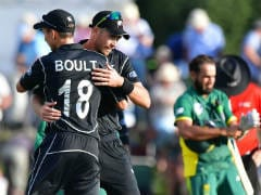 2nd ODI: Record Ross Taylor Ton Leads New Zealand To Win Over South Africa