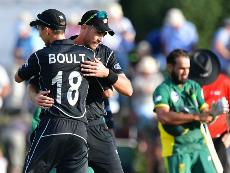 2nd ODI: New Zealand beat South Africa by six runs