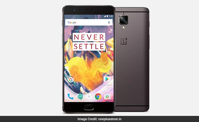 Amazon Sells OnePlus 3T From Rs 29,999. Exchange Discounts, Other Offers