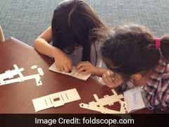 National Science Day: Origami Paper Microscopes To Be Given To Rural Schools By Bengali Science Portal