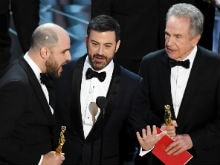 Oscars 2017: 89th Academy Awards - Firm In Charge Of Ballots Apologises For Handing Out Wrong Envelope