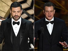 Oscars 2017: The ROFL History Of How Jimmy Kimmel And Matt Damon Pretend To Hate Each Other