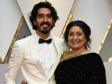 Oscars 2017: Dev Patel's Mother Is His Date For The Night