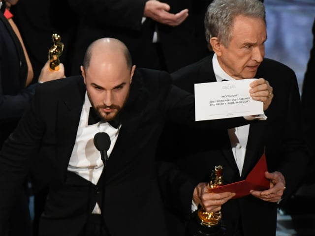 A Breakdown Of Exactly How The Oscar Shocker Happened