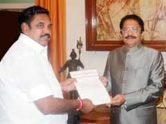 A New Tamil Nadu Contender For Chief Minister; Governor's Choices Are...