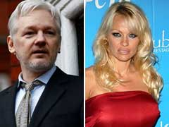 Is Pamela Anderson Dating Wikileaks Founder Julian Assange?