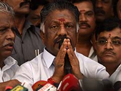 Talks On AIADMK Merger Moves A Step Forward, Says O Panneerselvam