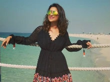 Parineeti Chopra In Egypt: See Pics Of What She Calls 'Work.' Be Jealous