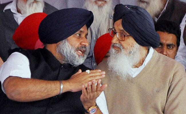 Shiromani Akali Dal Says It Will Go Alone For Polls In Haryana
