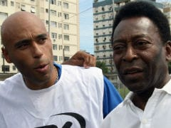 Pele's Son Turns Self In For Brazil Prison Sentence
