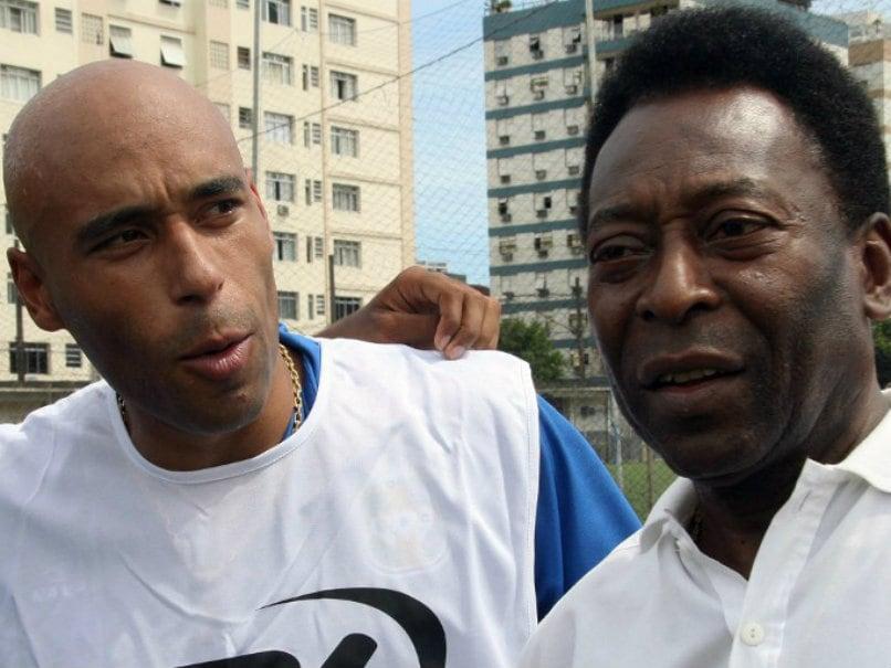 Pele's Son Turns Self In For Brazil Prison Sentence