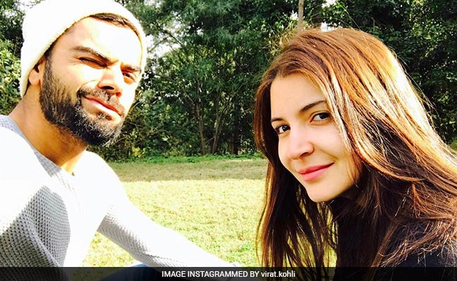 Anushka Sharma Bakes Birthday Cake For Father, Finds Cheerleader In Virat Kohli (See Pics)