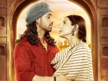 <i>Phillauri</i> Poster: Anushka Sharma And Diljit Dosanjh's Everlasting Love. Seen Yet?