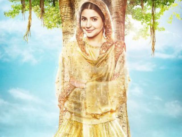 Phillauri Poster: Anushka Sharma And Diljit Dosanjh's Everlasting Love. Seen Yet?