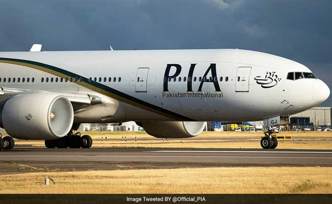 Britain Says Fighter Jets Escort Pakistan Jetliner To Stansted Airport In London