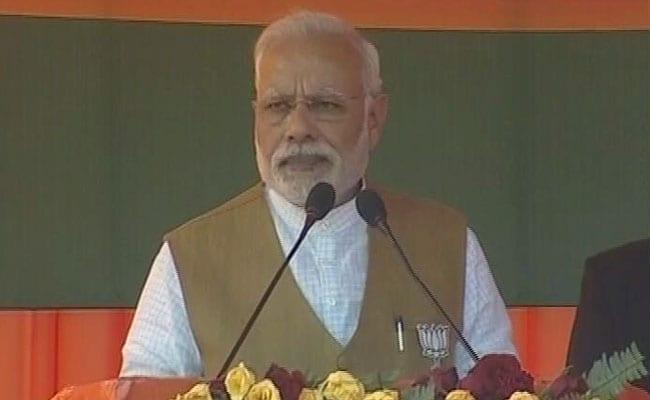 PM Narendra Modi Is Man From Nostradamus' Prediction, Says BJP Lawmaker Kirit Somaiya
