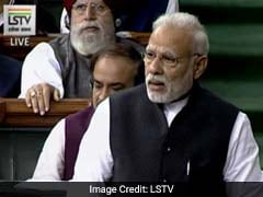 PM Narendra Modi Hits Out At Congress In Lok Sabha, Says Party 'Limited Democracy To Dynasty': Highlights