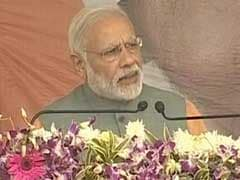 Prime Minister Narendra Modi's Speech At Rally In Uttar Pradesh's Meerut: Highlights