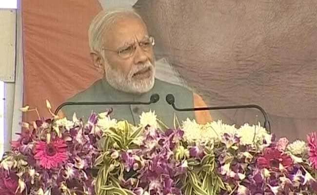 Prime Minister Narendra Modi's Speech At Rally In Uttar Pradesh's Meerut: Highlights