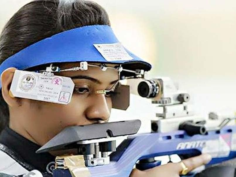 Pooja Ghatkar Captures 10m Air Rifle Bronze in ISSF World Cup