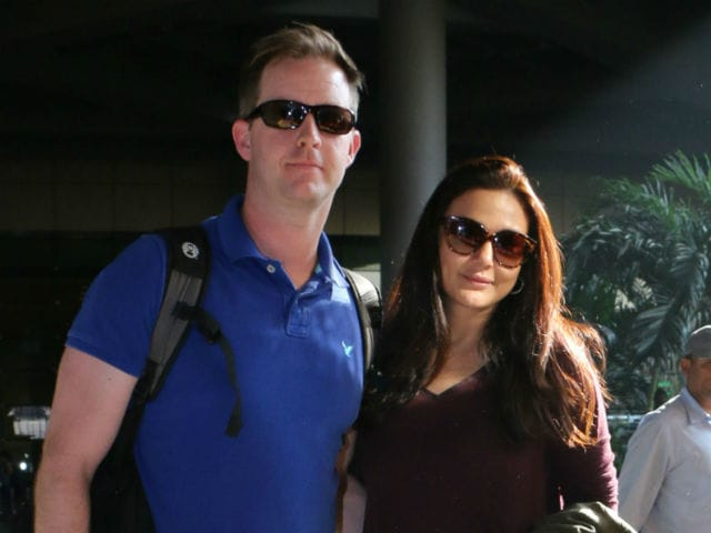 Preity Zinta's Husband Encourages Her To Make A Comeback To Films After 3 Years