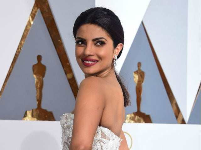 89th Academy Awards: Priyanka Chopra Keeps Her Date With The Oscars Again