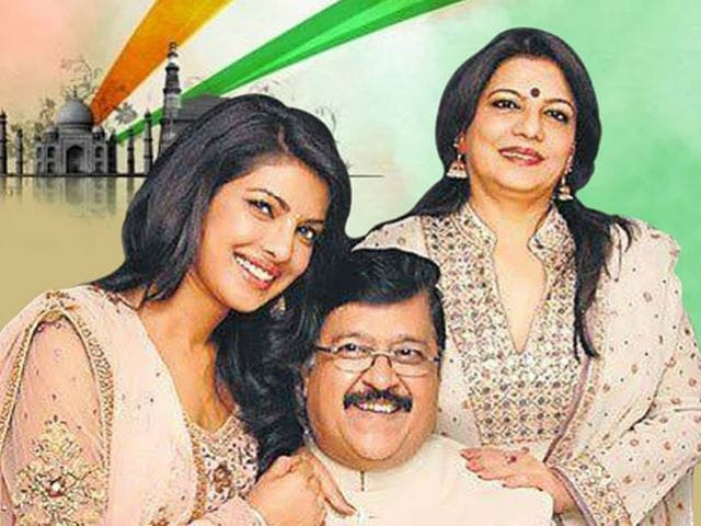 Priyanka Chopra Remembers Father On Her Parents' Anniversary