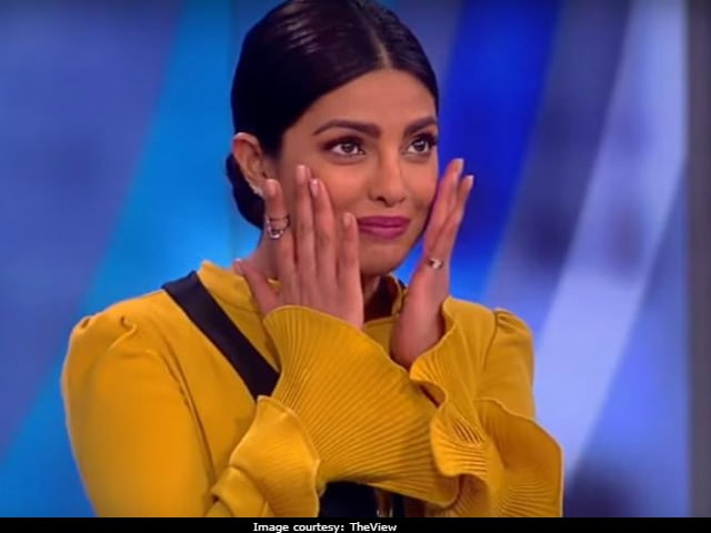 Priyanka Chopra Reveals She Was Once Body-Shamed About 'Disproportionate' Nose