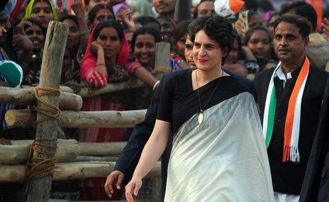 UP Elections 2017: 'UP Does Not Need An Adopted Son,' Priyanka Gandhi Hits Back At PM Narendra Modi