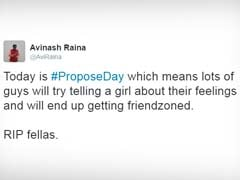 It's 'Propose Day' Or, As Twitter Calls It, Rejection Day. Cue The Jokes